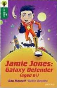 Jamie Jones by Dan Metcalf