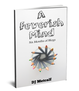 A Feverish Mind Book Cover blog posts