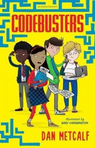 Codebusters Cover