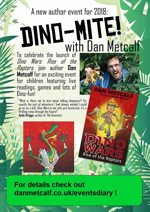 Dino Mite Event