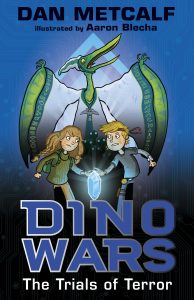Dino Wars: The Trials of Terror