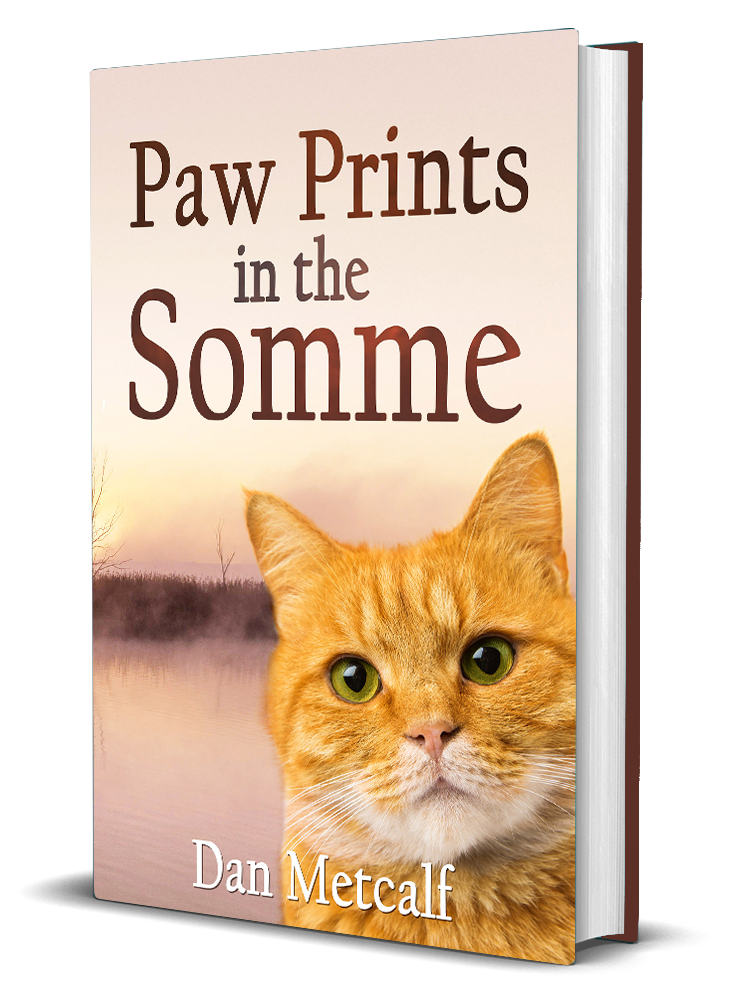 Paw Prints - Signed