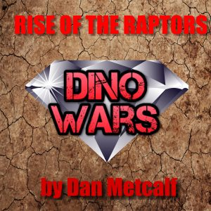 Dino Wars Audiobook