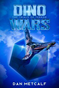 Dino Wars Trials of Terror Cover