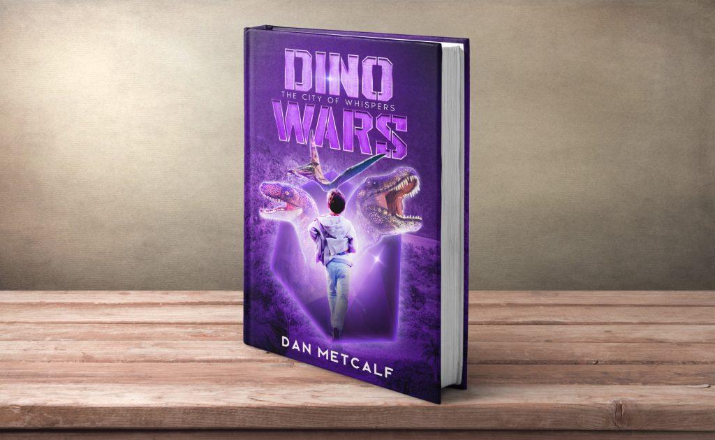 Dino Wars Book 4